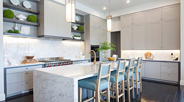 Tips For Model Home Interior Design - Kitchen