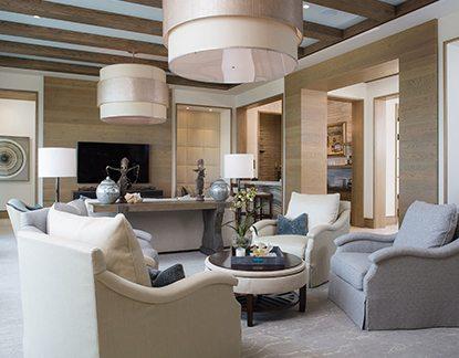 Vero Beach Contemporary Interior Design