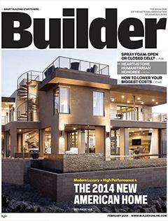 Builder Magazine Cover