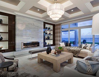 Interior Detailing Living