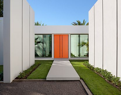 Marc-Michaels Mid Century Modern Design Home Exterior