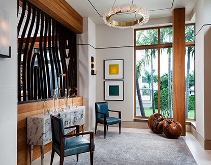 Marc-Michaels Modern Design Gulf Coast Estate
