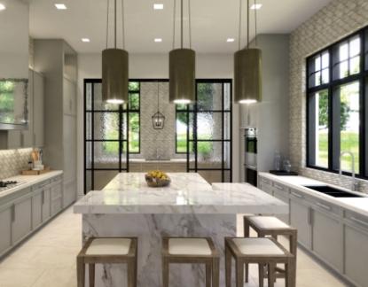 Ritz-Carlton Kitchen