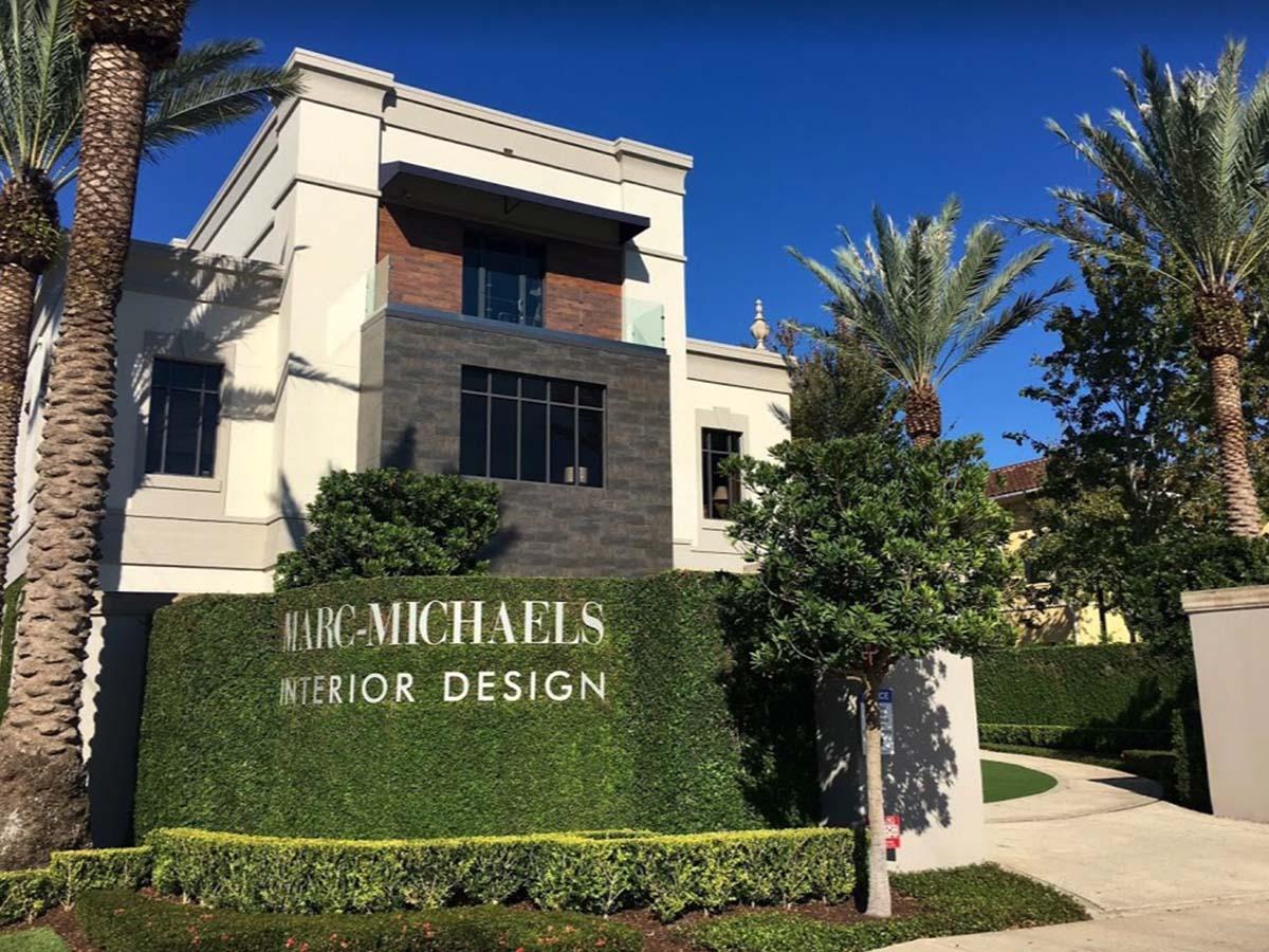 Marc-Michaels Interior Design Firm Exterior